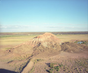 Rising Mound, Second Mesa, Arizona  1993